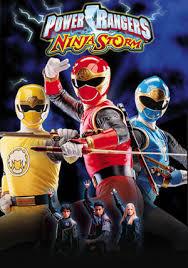 Xem Anime Siêu Nhân Cuồng Phong - Power Rangers Ninja Storm VietSub