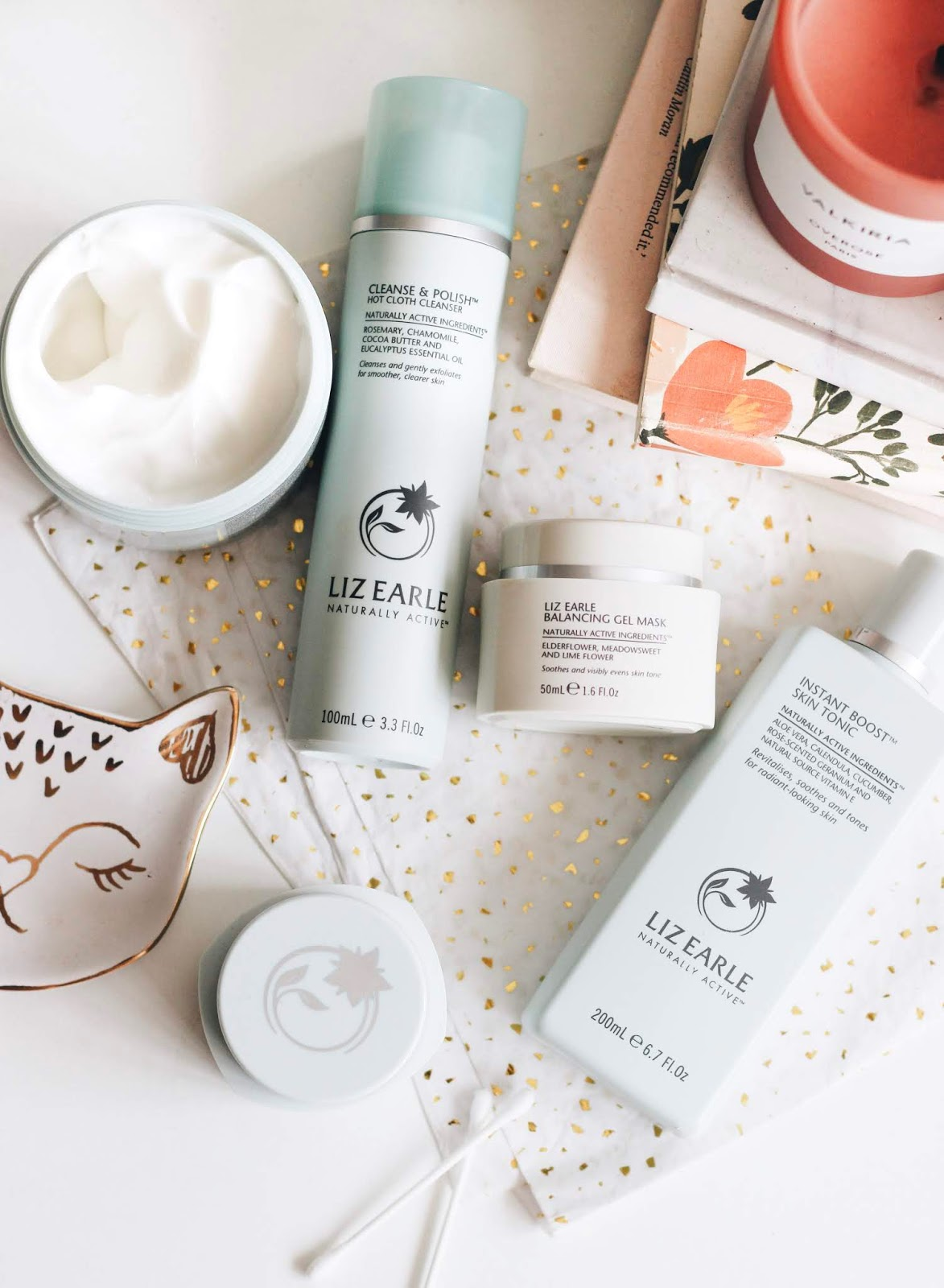 Liz Earle Brand Review Favourites