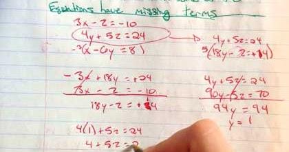 Perhatikan Gambar Berikut Tentukan Nilai X Dan Y 2xy ...