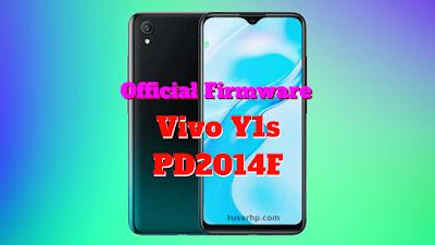 Firmware Vivo Y1s PD2014