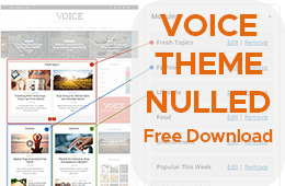 Voice theme free download