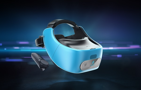 VDC2017: HTC unveils VIVE FOCUS, its first standalone VR headset for the China market