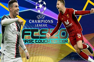 Download Game Android FTS 2020 UCL 2020
