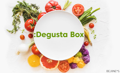 Unboxing DegustaBox de Juin 2019