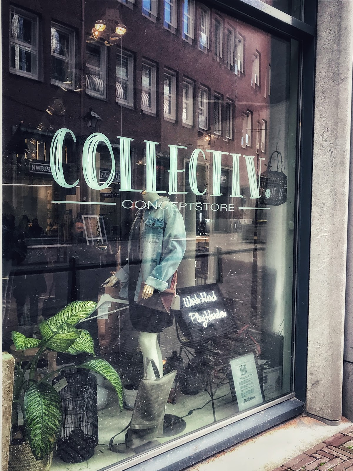 Collectiv Concept Store The Hague Netherlands