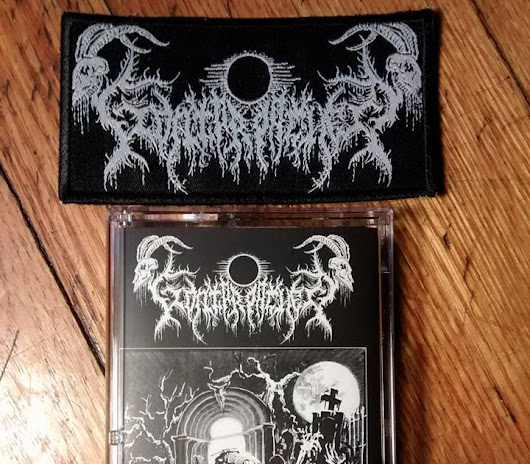 BUY NOW! Goatpreacher - Chaos Sabbath tape w/ Patch