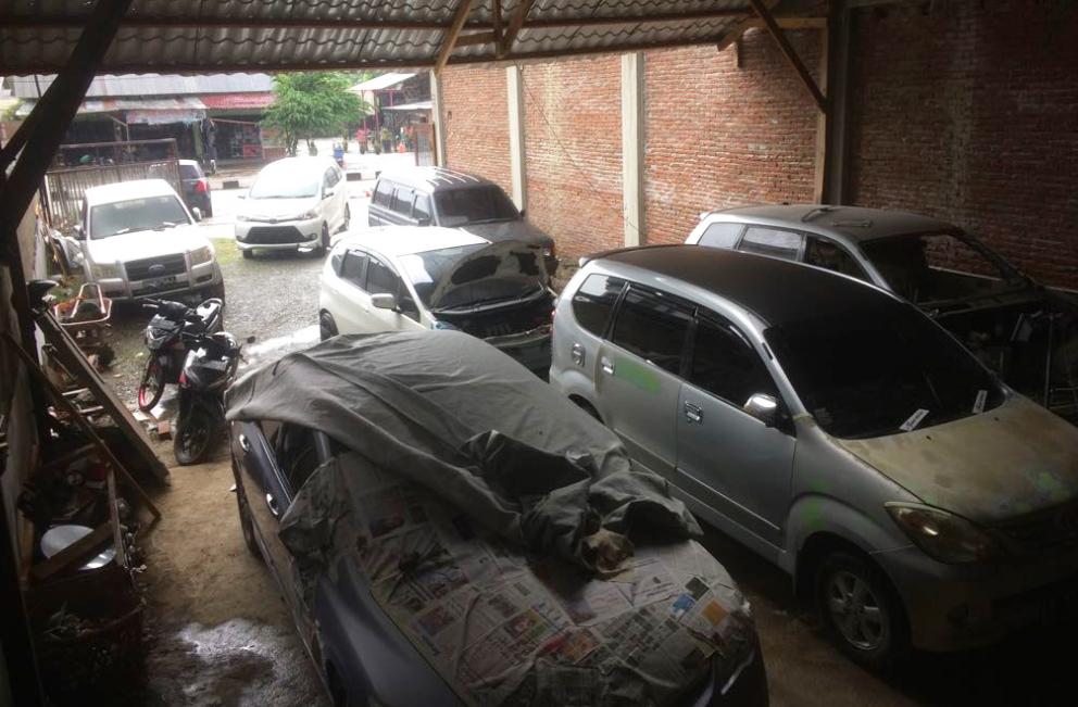 Bengkel Cat Mobil Banda Aceh