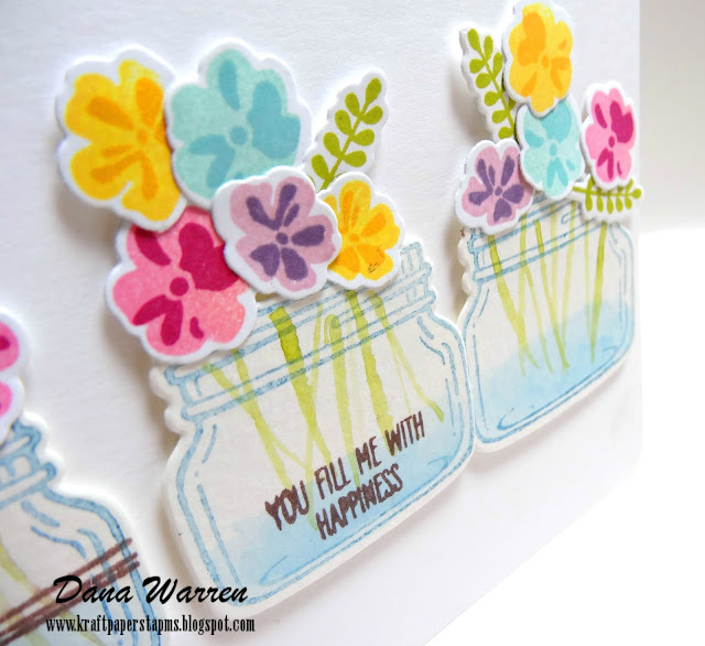 Dana Warren - Kraft Paper Stamps - Stampin' Up