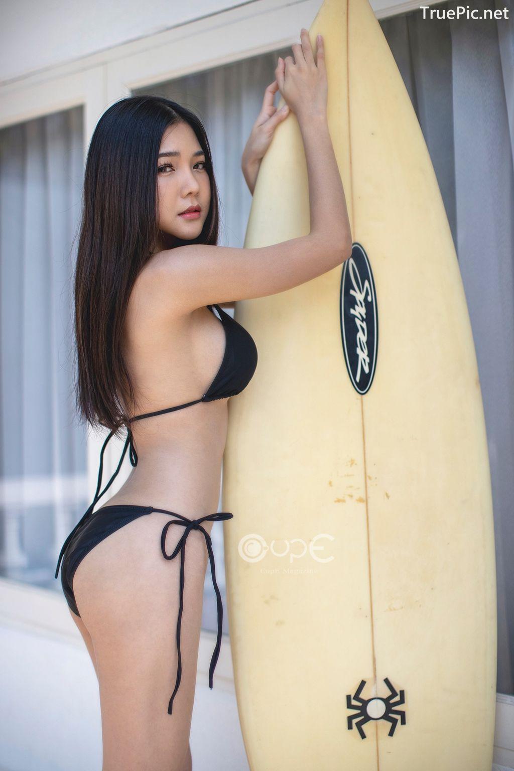 Image-Thailand-Model-Phitchamol-Srijantanet-Black-Bikini-TruePic.net- Picture-3