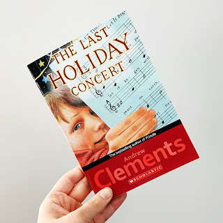 Image of The Last Holiday Concert by Andrew Clements