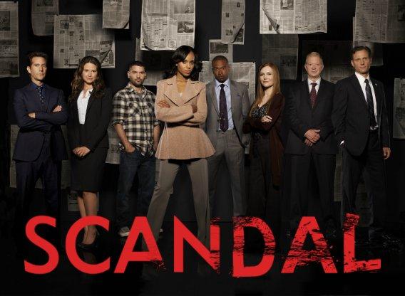 مسلسل Scandal
