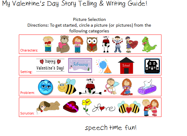 Using Three Pictures To Tell A Story 71