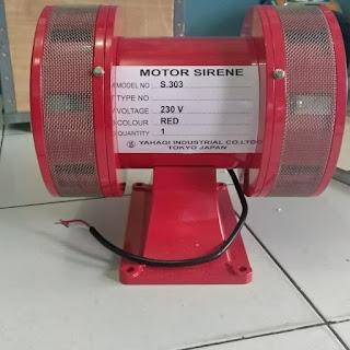 Sirine Yahagi S-303 ( 230Volt AC )