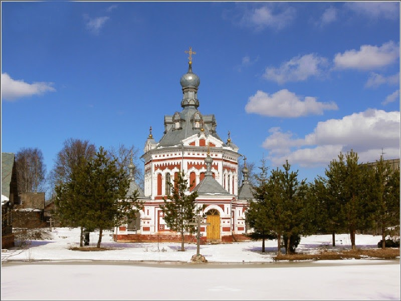 Города России: ГОРОД ГУСЬ-ХРУСТАЛЬНЫЙ