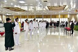 Edy Rahmayadi Lantik Bobby Afif Nasution, M Syahrial, Darma Wijaya, Surya dan Dosmar Banjarnaho