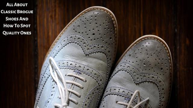 Wholesale Brogue Shoe