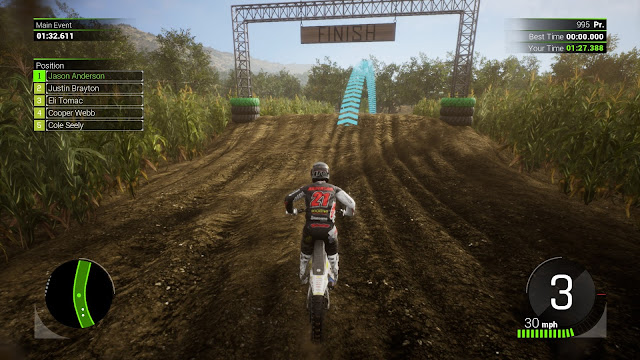 Monster Energy Supercross The Official Videogame 3 PC Full imagenes