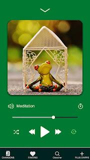 Musique de Méditation: La Mélodie du Bonheur Meditation%2BMusic%2BiPhone%2BScreenshot%2B2