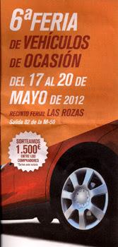 Feria de los vehiculos de Ocasión