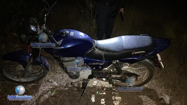 Polícia Militar age rápido e recupera moto furtada em Campo Grande, RN