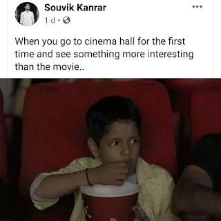 Cinema hall memes