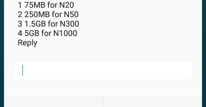 How To Get Airtel 5G for N1000, Airtel 1.5GB for 300 And 250MB for N50
