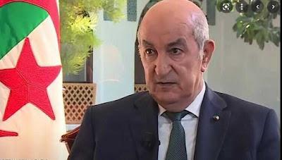 فضيحة مدوية ..الاتحاد الاوروبي يكذب الرئيس الجزائري..