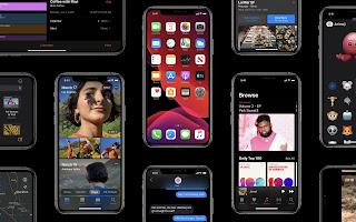 iOS 13 Public Beta for Old iPhones