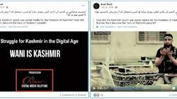 Facebook chặn các nguồn cấp tin giả mạo có liên kết với Pakistan nhắm chống phá Ấn Độ