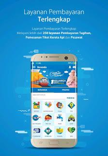 BebasBayar aplikasi praktis, mudah dan menguntungkan untuk membayar tagihan online