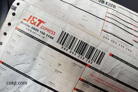 Cara Cek Nomor Resi J&T Kiriman Kota Medan