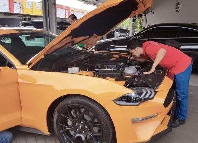 Apa Penyebab Mesin Mobil Panas