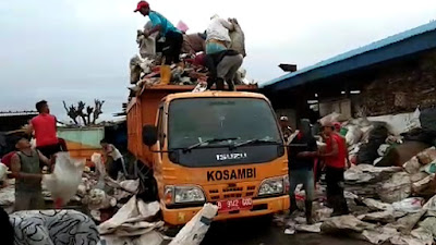 Perangi Sampah Dengan Melakukan Razia