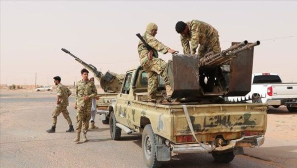 Presidente de Egipto advierte sobre situación inestable que vive Libia