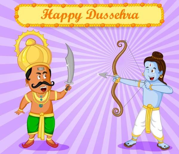 Happy Dussehra Images 2020