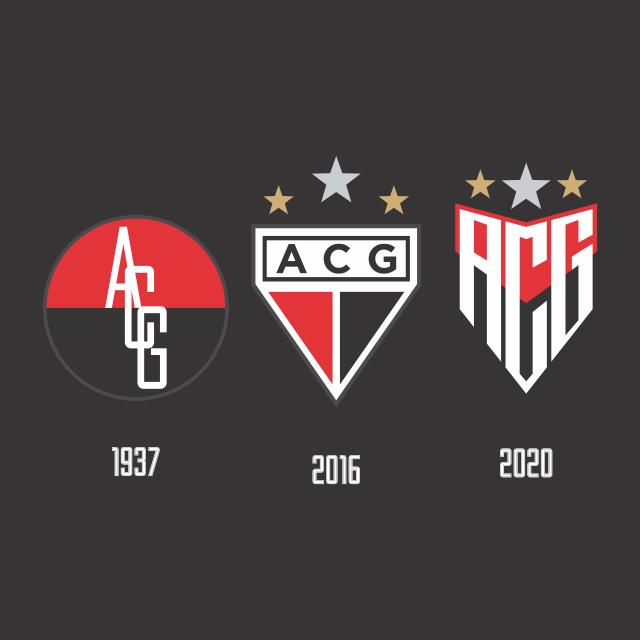 novo escudo Atlético-GO