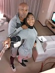 Arthur Zwane and his beautiful partner are expecting a baby.
