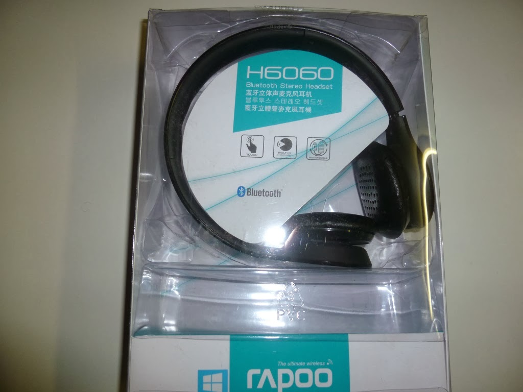 headphone rapoo h6060