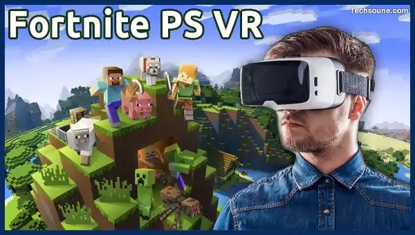 لعبة Minecraft عبر الواقع الإفتراضي يصل إلى PlayStation 4