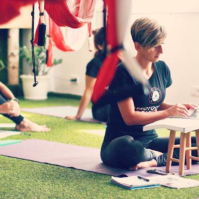 formation aero pilates