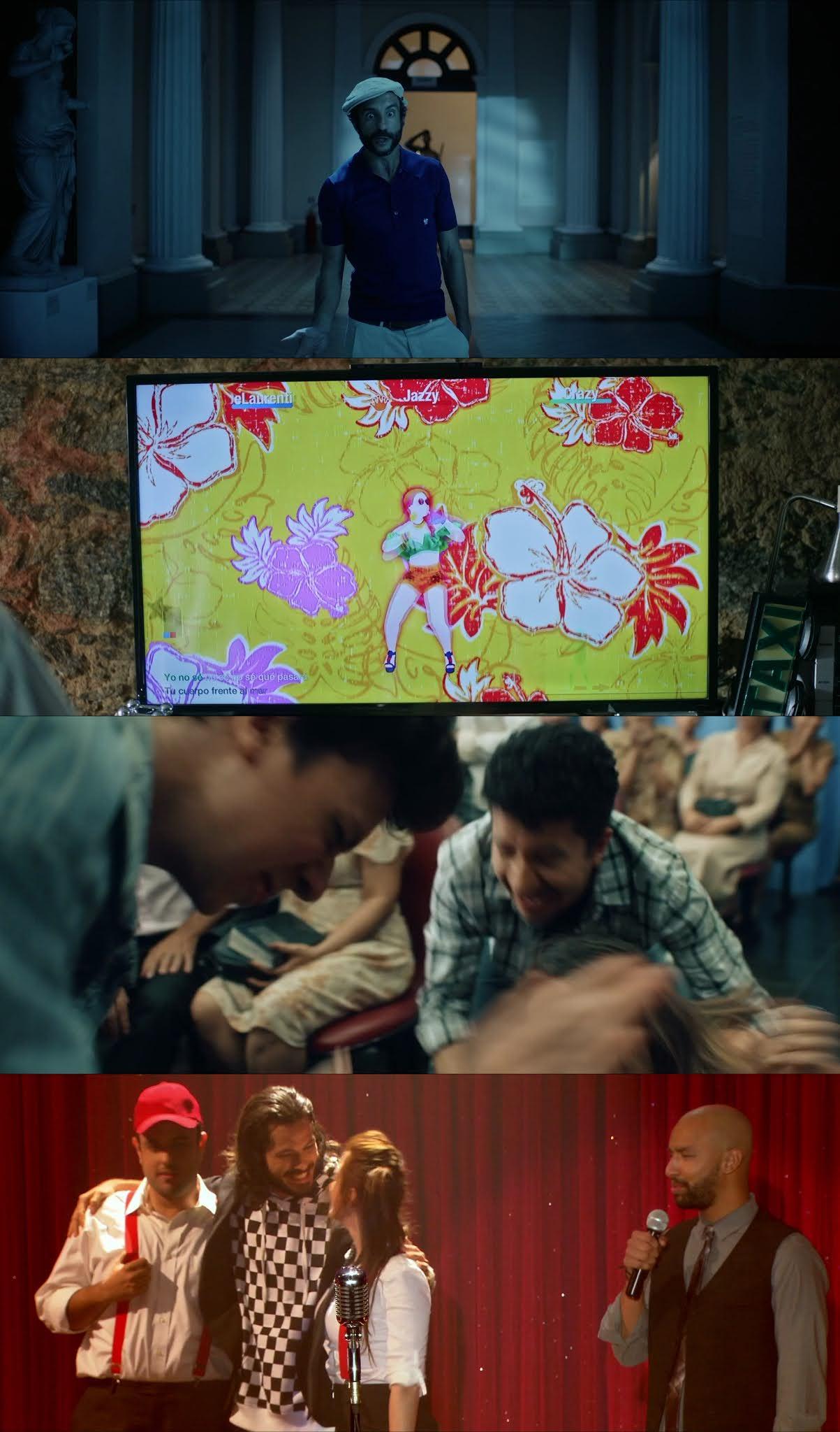 Os Espetaculares (2020) HD 720p Latino