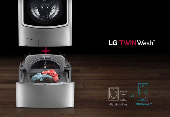 Máy giặt LG F2721HTTV