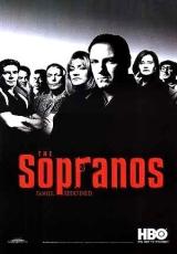 Carátula del DVD Los Soprano