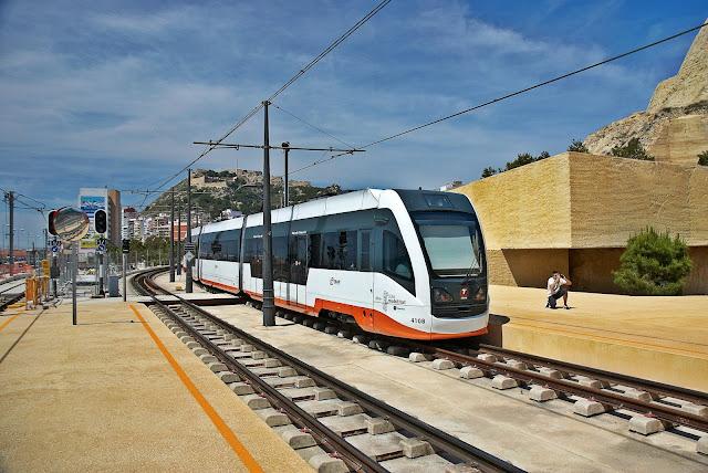 Linia tramwajowa z Alicante do Benidorm, jak dojechać?