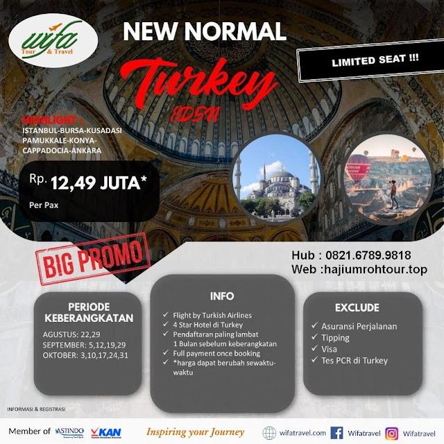 Paket Promo Turki
