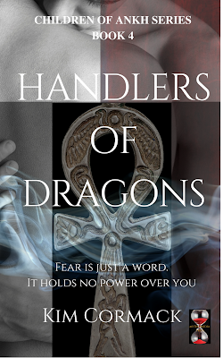 Children of Ankh Series - Book 4 - Handlers of Dragons