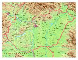 magyarország domborzati térkép magassági számokkal Weöres természetismeret: Tájékozódás a térképen magyarország domborzati térkép magassági számokkal