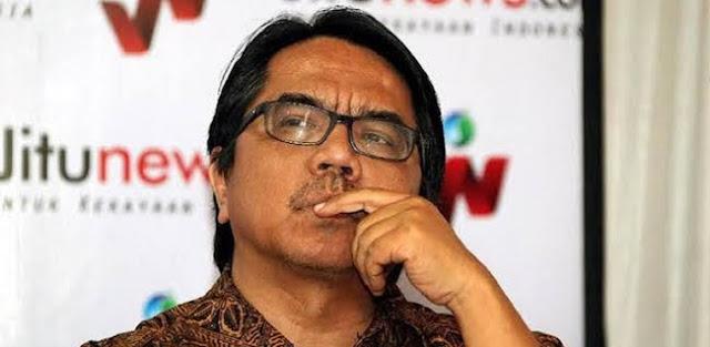 Ade Armando Tunda Lengkapi Tudingan Kebal Hukum Ke Polisi