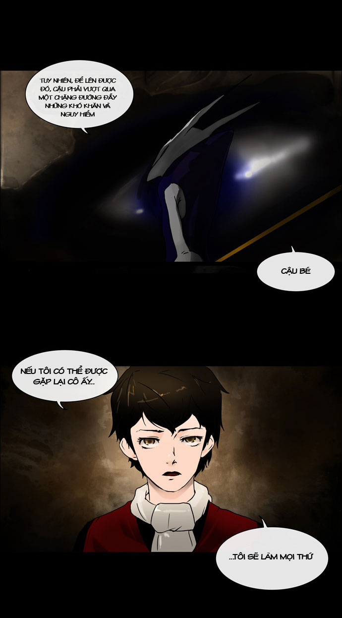 Tower of God chapter 1 trang 29