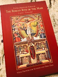 Book Review: Excellent New Paperback Hand Missal for the EF